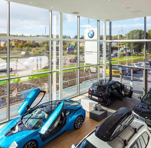 Stratstone BMW, Leeds