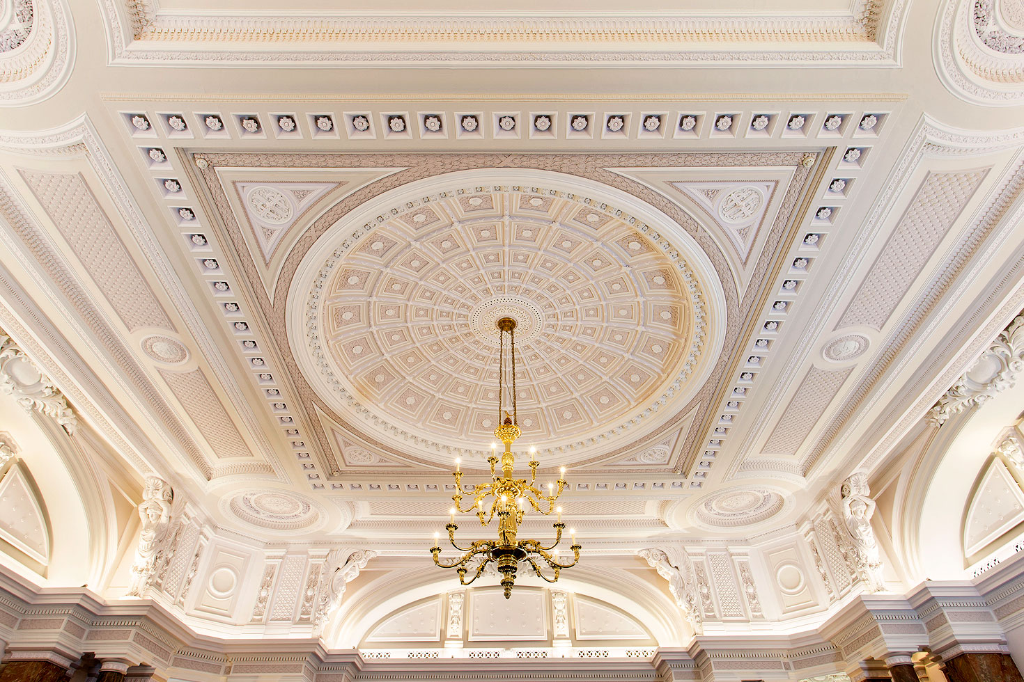 Charing Cross Interior