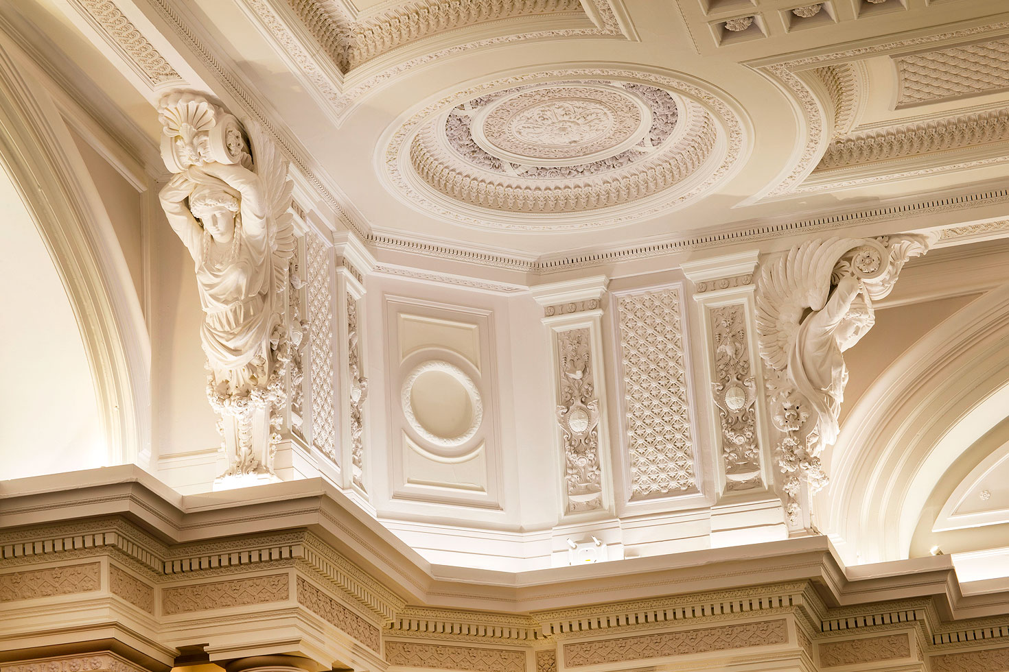 Charing Cross Ceiling