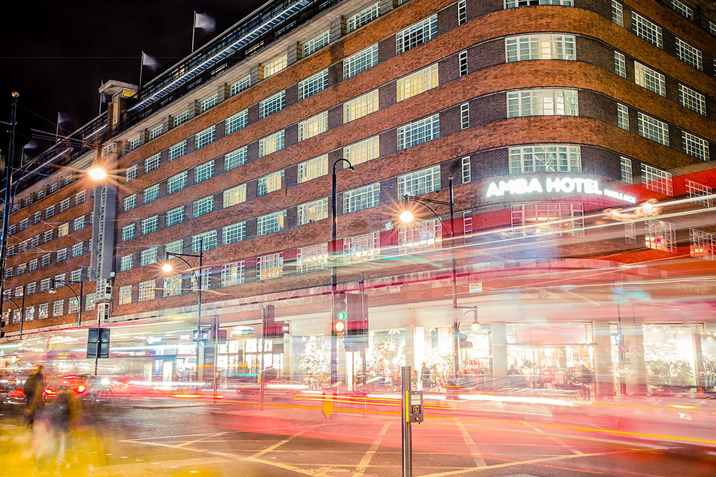Amba Hotels London Ujp