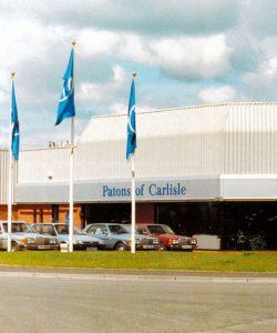 Patons Mercedes Benz, Carlisle