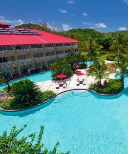 Hyatt Regency, St Lucia