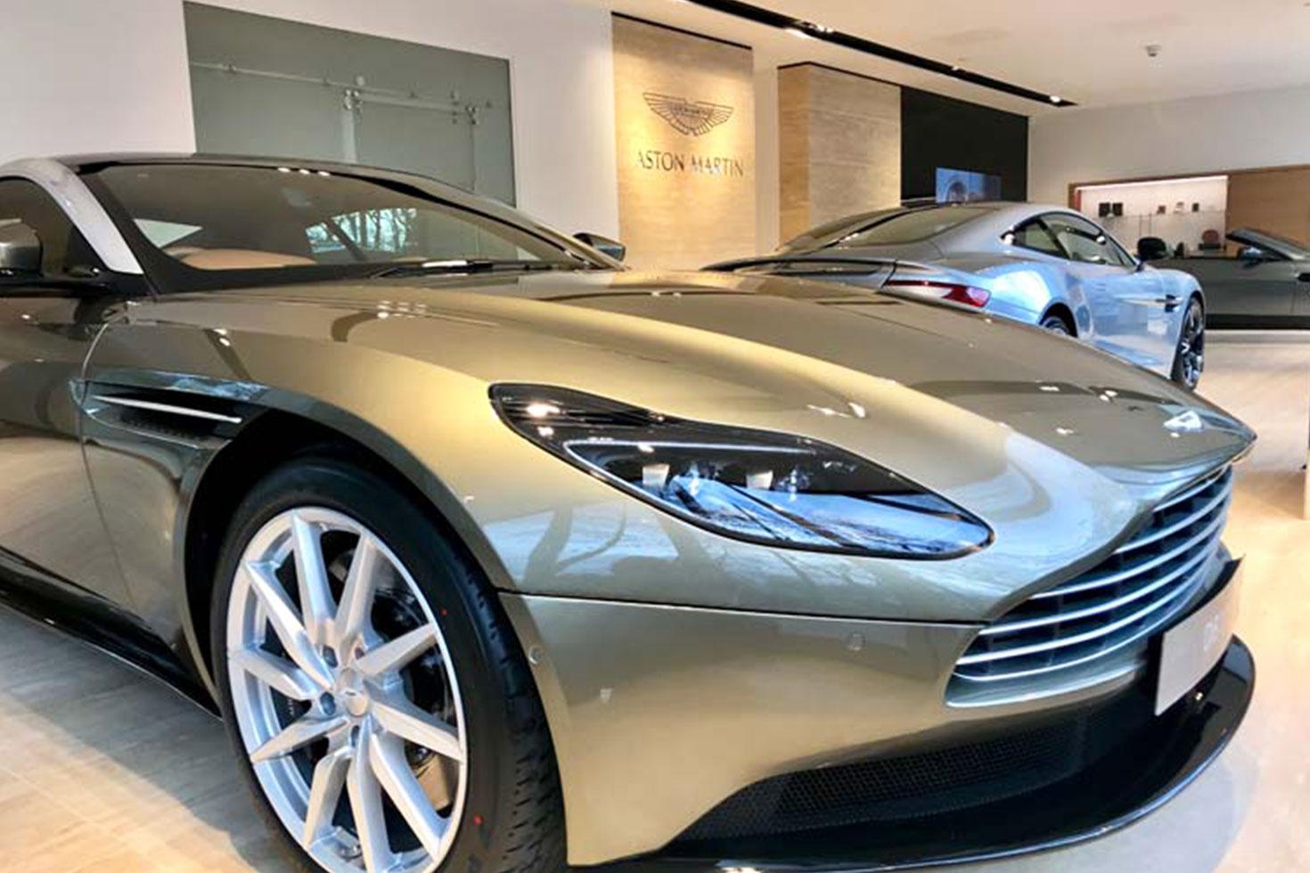 Aston Martin, Park Lane
