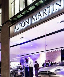 Stratstone Aston Martin, Park Lane