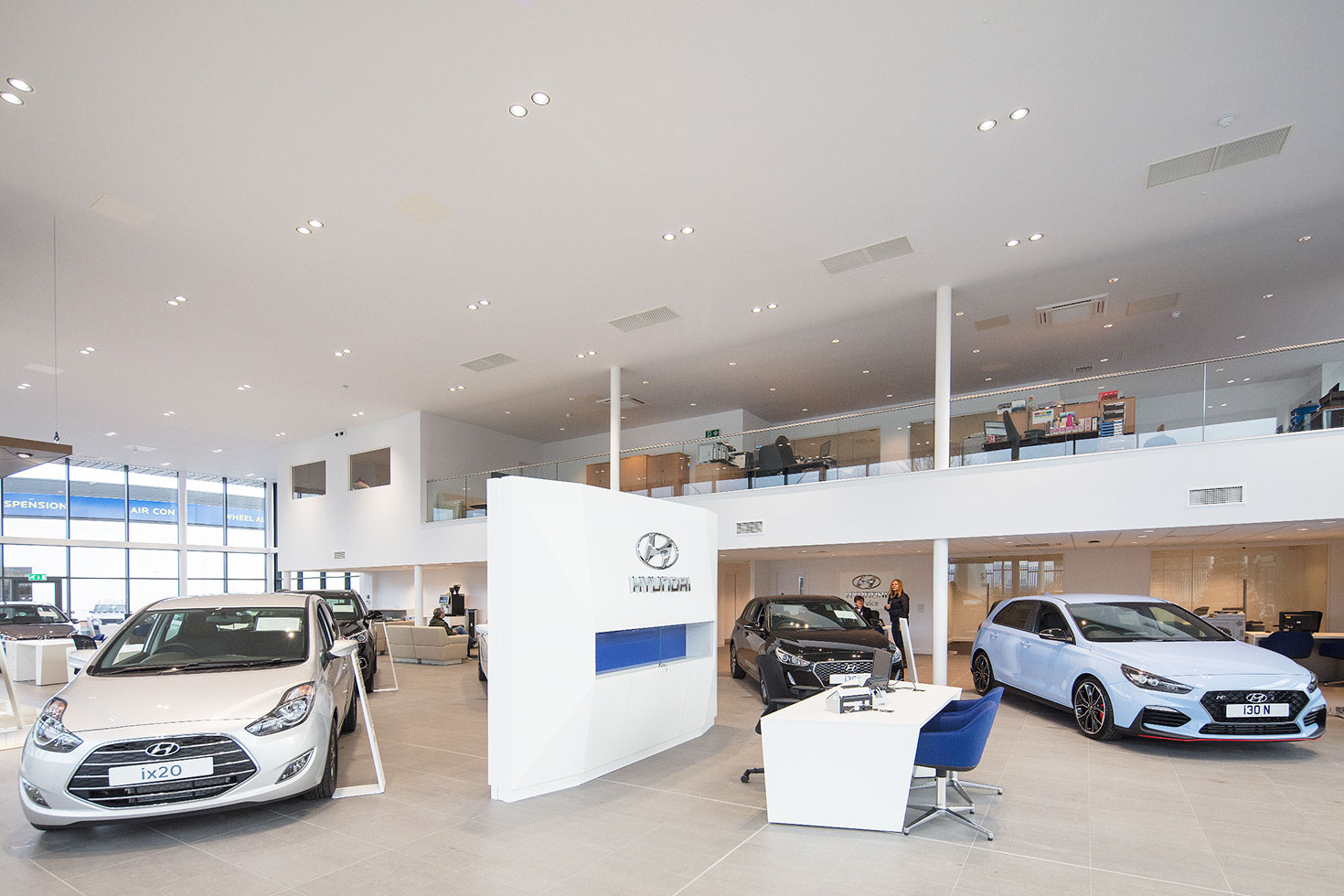 Hyundai, Leeds - Detail 5
