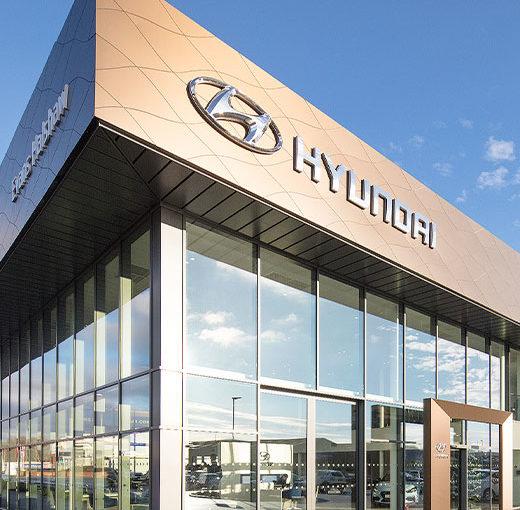 Evans Halshaw Hyundai, Leeds