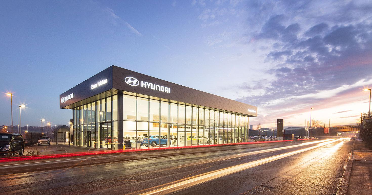 Hyundai, Leeds