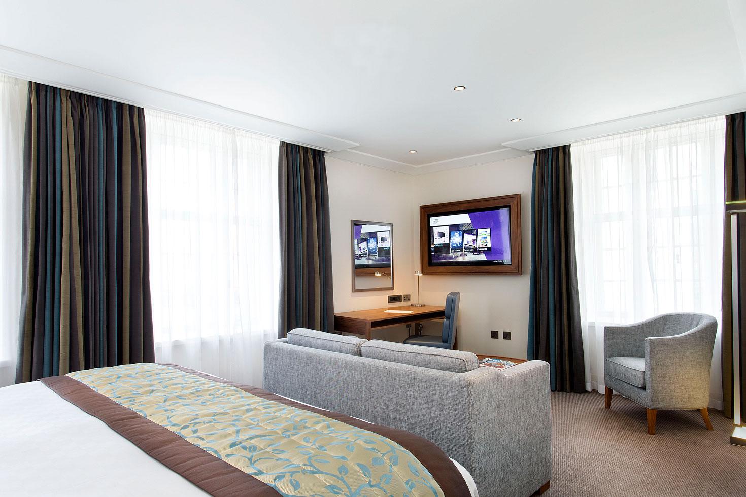 Charing Cross Bedroom