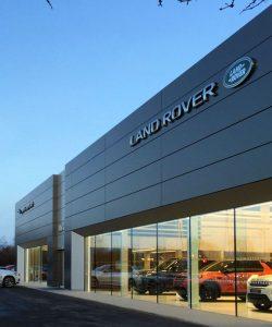 Jaguar LandRover, Carlisle