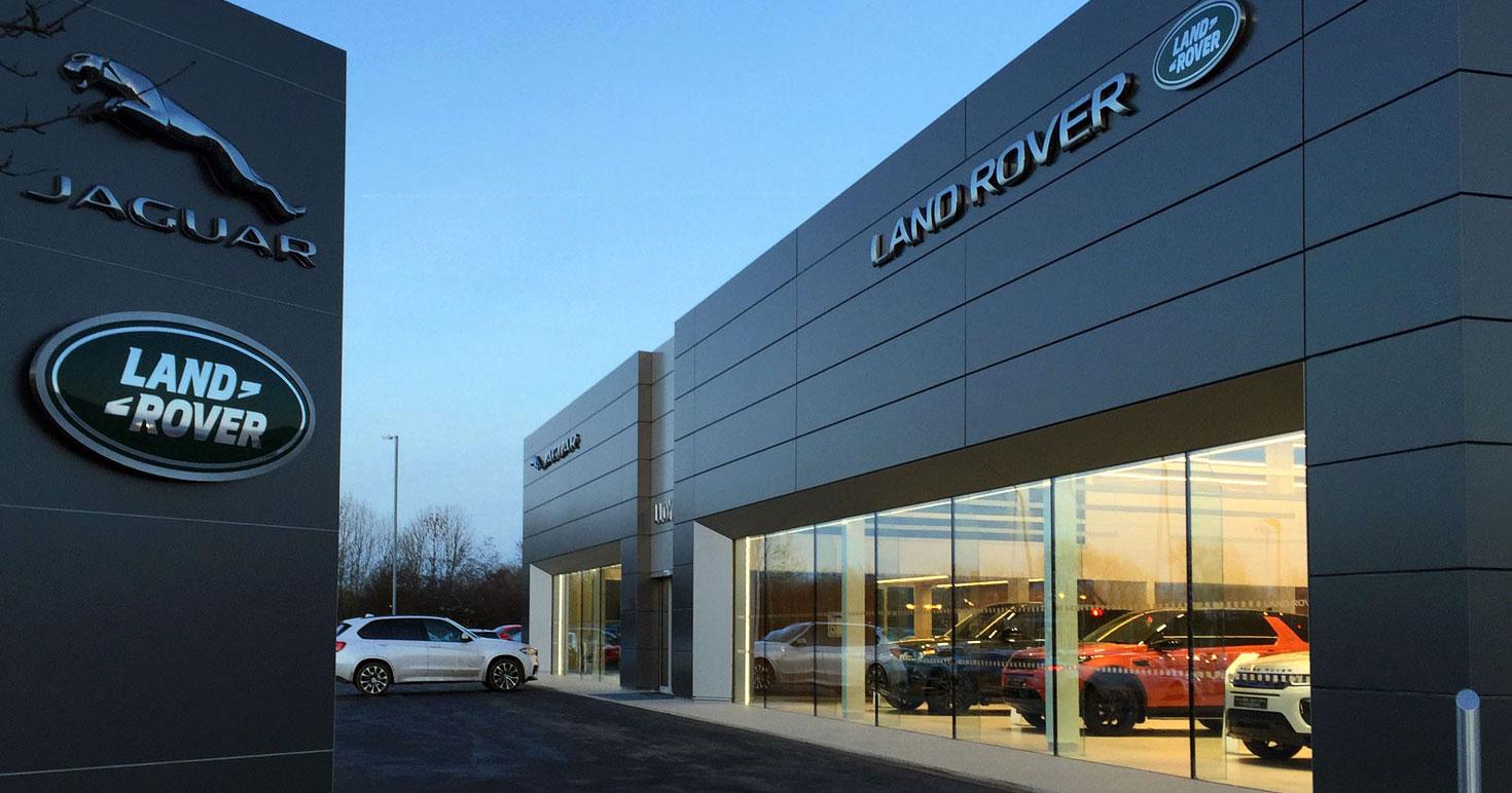 Jaguar, Landrover