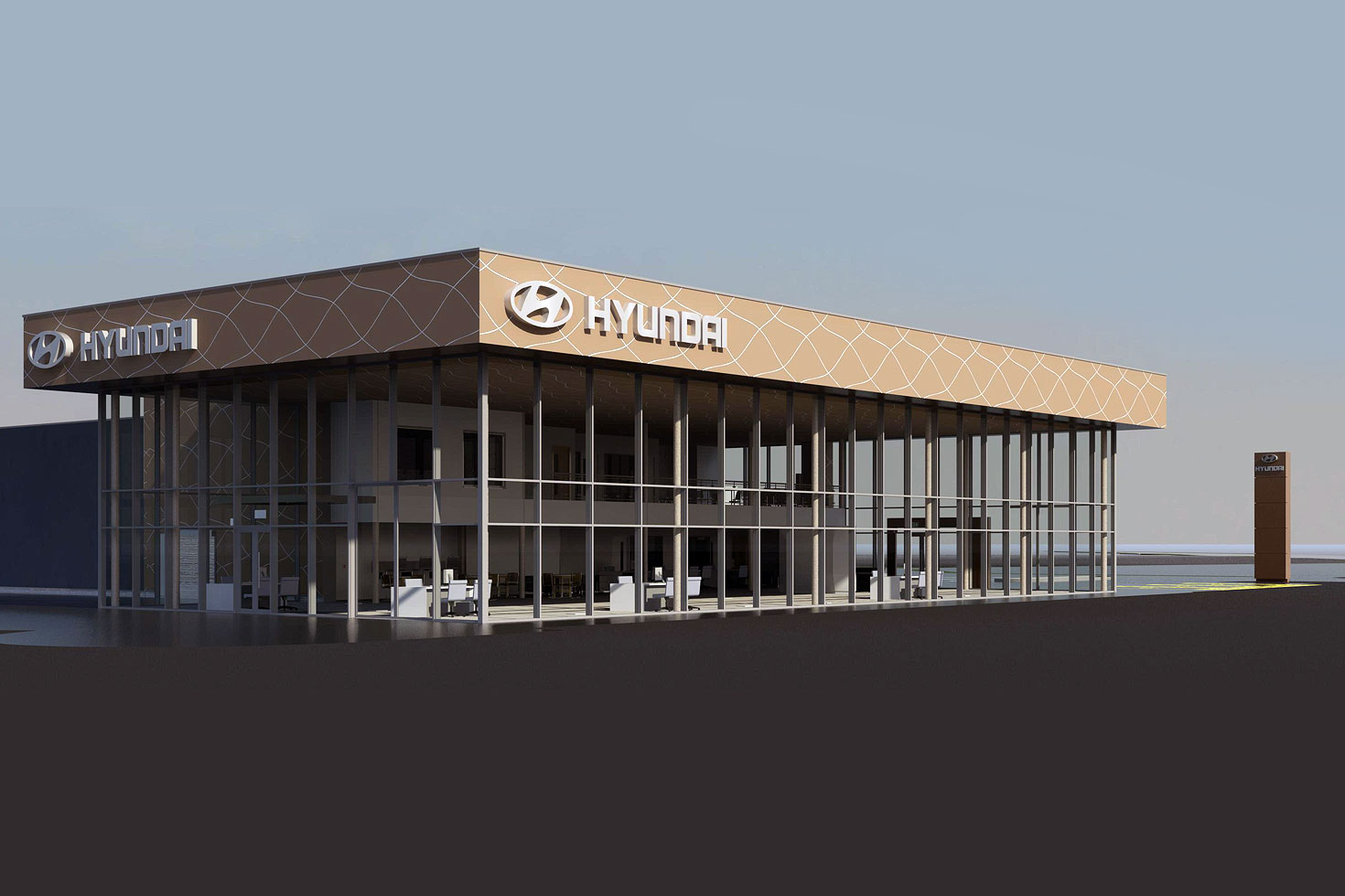 Hyundai, Leeds - Detail 6