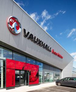 Evans Halshaw Vauxhall, Leeds